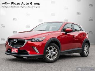Used 2017 Mazda CX-3 GS | CLEAN | OFF LEASE | 7 DAY EXCHANGE for sale in Richmond Hill, ON