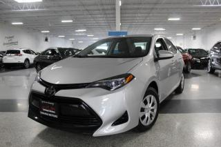 Used 2018 Toyota Corolla BIG SCREEN I REAR CAM I LOW KMS I CRUISE CONTROL I BT for sale in Mississauga, ON