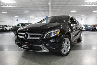 Used 2016 Mercedes-Benz GLA GLA250 4MATIC I NAVIGATION I REAR CAM I LEATHER I BT for sale in Mississauga, ON