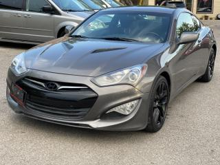 Used 2013 Hyundai Genesis Coupe 2DR I4 for sale in Scarborough, ON