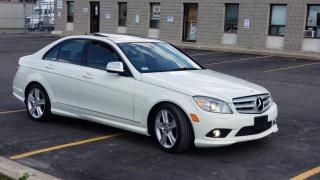 Used 2009 Mercedes-Benz C 300 4dr Sdn 3.0L 4MATIC for sale in Brampton, ON