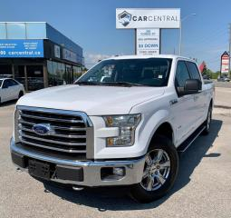 Used 2016 Ford F-150 XLT | 301A | XTR | 4X4 | BACK-UP CAM | for sale in Barrie, ON