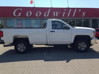 Used 2015 Chevrolet Silverado 2500 HD WT! AS IS! for sale in Aylmer, ON