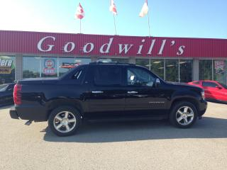 Used 2012 Chevrolet Avalanche LT! CLEAN CARFAX! HEATED LEATHER! REMOTE START! for sale in Aylmer, ON