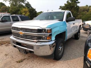 Used 2015 Chevrolet Silverado 2500 WT! AS IS! for sale in Aylmer, ON