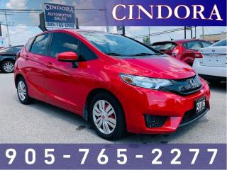 Used 2016 Honda Fit LX, Backup Cam, Heated Seats for sale in Caledonia, ON