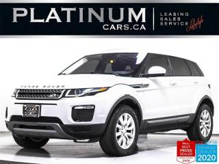 Used 2018 Land Rover Evoque AWD, TECH PKG, NAV, PANO, CAM, HEATED STEERING for sale in Toronto, ON