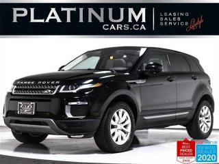 Used 2017 Land Rover Evoque AWD, TECH PKG, NAV, PANO, CAM, MERDIAN, HEATED for sale in Toronto, ON