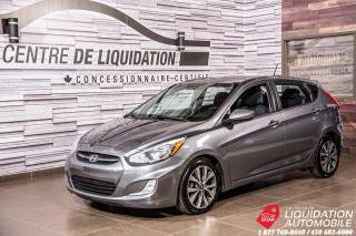 Used 2015 Hyundai Accent SE+MAGS+TOIT OUV.+BLUETOOTH for sale in Laval, QC