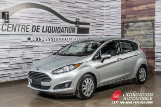 Used 2014 Ford Fiesta SE+GR ELECTRIQUE+AIR CLIM for sale in Laval, QC