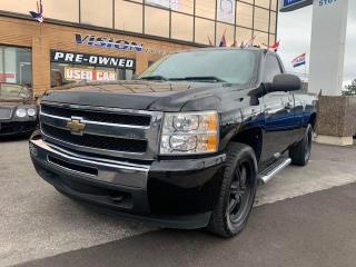 Used 2011 Chevrolet Silverado 1500 2WD Reg Cab 133.0  WT for sale in North York, ON