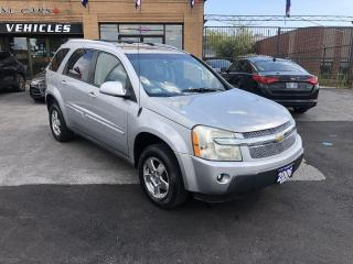 Used 2006 Chevrolet Equinox 4dr FWD LT-PIONEER STEREO for sale in North York, ON