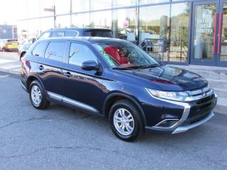 Used 2016 Mitsubishi Outlander ES AWC MAIN LIBRE*AIR CLIMATISÉ for sale in Lévis, QC
