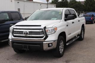 Used 2016 Toyota Tundra SR5 for sale in Tillsonburg, ON