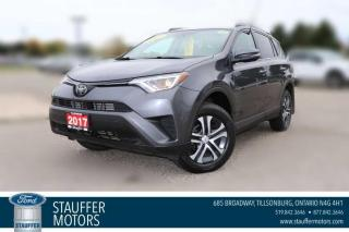 Used 2017 Toyota RAV4 LE for sale in Tillsonburg, ON