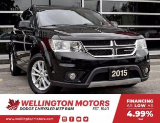 Used 2015 Dodge Journey SXT + 7 Passanger + Incl. Winter Tires for sale in Guelph, ON