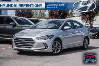 Used 2017 Hyundai Elantra GL 4 PORTES**A/C, GROUPE ÉLECTRIQUE, MAGS** for sale in Repentigny, QC