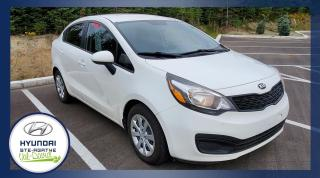 Used 2014 Kia Rio Berline 4 portes, boîte automatique, LX+ for sale in Val-David, QC