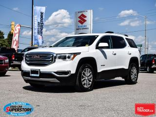 Used 2017 GMC Acadia SLE AWD ~3.6L V6 ~Trailer Tow Package ~Backup Cam for sale in Barrie, ON