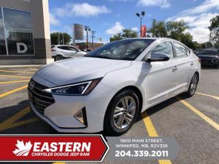 Used 2020 Hyundai Elantra Preferred | 1 Owner | No Accidents | Blind Spot Collision Warn | for sale in Winnipeg, MB