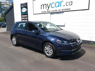 Used 2019 Volkswagen Golf 1.4 TSI Comfortline ALLOYS, HEATED SEATS, MYCAR POWERBUY!! for sale in Kingston, ON