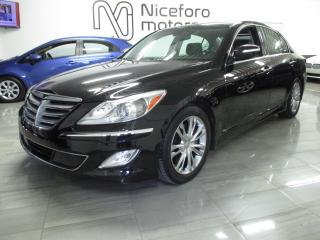 Used 2012 Hyundai Genesis Sedan w/Technology Pkg for sale in Oakville, ON