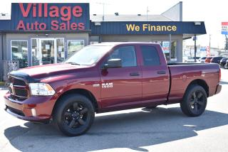 Used 2017 RAM 1500 ST Bluetooth! Cruise Control! 6 Passenger Truck! for sale in Saskatoon, SK
