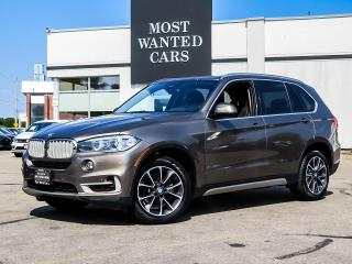Used 2017 BMW X5 xDRIVE|DIESEL|NAV|BLIND|LANE|H/K for sale in Kitchener, ON