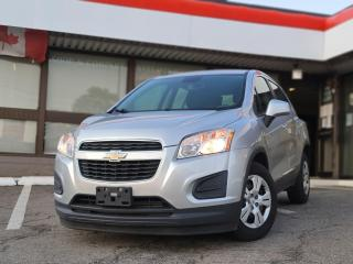 Used 2013 Chevrolet Trax LS for sale in Waterloo, ON