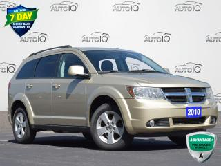 Used 2010 Dodge Journey SXT for sale in Waterloo, ON