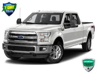 Used 2016 Ford F-150 Lariat CREW CAB | 6 SEATS | HEAVY DUTY PAYLOAD | POWER TOW MIRRORS | LEATHER | HEATED/COOLED SEATS | V8 for sale in Waterloo, ON