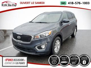 Used 2017 Kia Sorento * LX* 2.0L TURBO* AWD* UN SEUL PROPRIO * for sale in Québec, QC