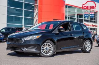 Used 2016 Ford Focus SE/GARANTIE PROLONGEE DISPONIBLE* 02864A   NOIR for sale in Terrebonne, QC