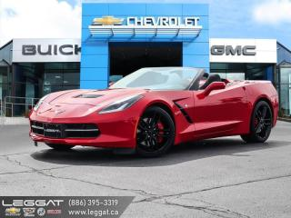 Used 2017 Chevrolet Corvette Stingray Z51 ONE OWNER! | CLEAN HISTORY! for sale in Burlington, ON