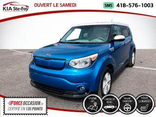 Used 2016 Kia Soul EV Luxe familiale 5 portes for sale in Québec, QC