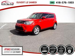 Used 2015 Kia Soul EX+ familiale 5 portes BA for sale in Québec, QC