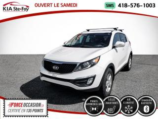 Used 2014 Kia Sportage Traction avant 4 portes, boîte manuelle, for sale in Québec, QC