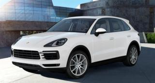 New 2020 Porsche Cayenne for sale in Langley City, BC