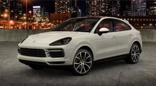 New 2020 Porsche Cayenne COUPE Coupe for sale in Langley City, BC