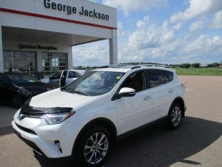 Used 2016 Toyota RAV4 Hybrid Limited for sale in Renfrew, ON