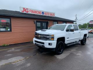 Used 2017 Chevrolet Silverado 2500 High Country for sale in Millbrook, NS