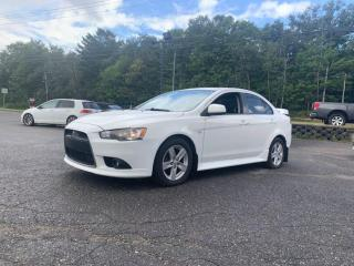 Used 2014 Mitsubishi Lancer Berline 4 portes, Gt cuir boîte manuelle for sale in Sherbrooke, QC