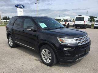 Used 2018 Ford Explorer XLT for sale in Harriston, ON