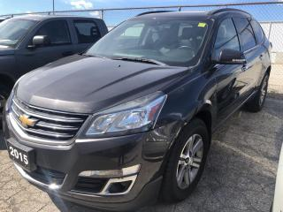 Used 2015 Chevrolet Traverse 2LT for sale in St. Thomas, ON