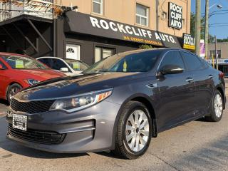 Used 2016 Kia Optima 4DR SDN LX for sale in Scarborough, ON