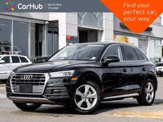 Used 2019 Audi Q5 Progressiv Quattro Panoramic Sunroof Navigation Heated Seats Memory Seats for sale in Thornhill, ON
