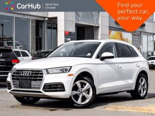 Used 2019 Audi Q5 Progressiv Quattro Panoramic Sunroof Navigation Heated Seats Dual Climate Backup Camera for sale in Thornhill, ON