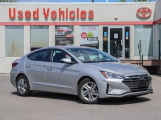 Used 2020 Hyundai Elantra PREFERRED ALLOYS HEATED STEERING/SEATS CAMERA for sale in North York, ON