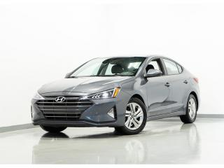 Used 2019 Hyundai Elantra Preferred Auto MAGS CAMERA DE RECUL CRUISE for sale in Brossard, QC