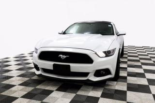 Used 2015 Ford Mustang EcoBoost Premium Performance Pkg Leather Cam Sync for sale in New Westminster, BC
